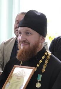 Иерей Петр Лисицкий